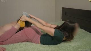 Sniff my ass slave! Face Sitting Pantyhose, Yoga Pants, Nice leggings, Nice ass