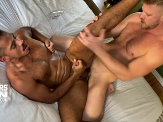 Fuck and ass breeding with big...