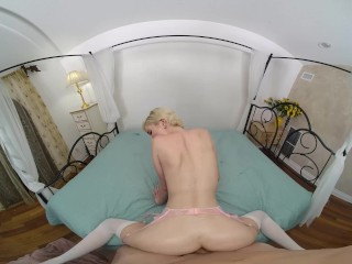 Big Tits Blonde Skye Blue Losing Her Virginity With You