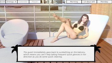 Futa Paradise:This Resort Is Full With Hot Chicks-Ep3