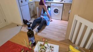 Hardcore Kitchen Sex