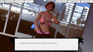 Futa Paradise:Futa Girl Is Looking For Pussy To Fuck-Ep7
