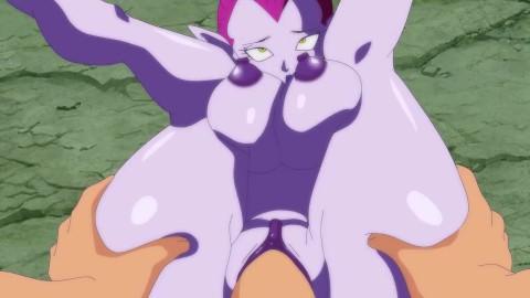 Sexy dbz girl chichi nackt