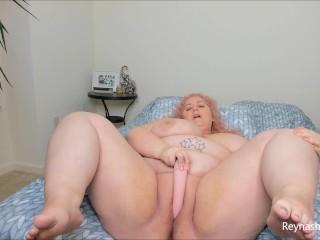 Sensual squirting vibrator orgasm solo pov...