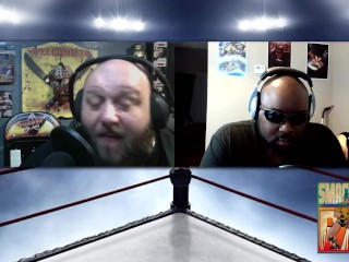 Triple Threat Match, Playa - Smackin It Raw Ep. 172