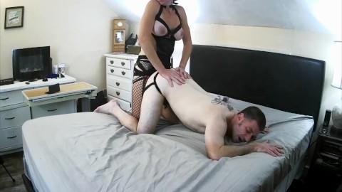 Strapon Porn Femdom