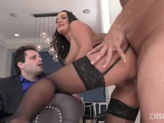Big Tits Brunette Wife Cucks Worthless Husband With Dance A Instructor