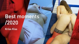 Kriss Kiss Hot Videos Best Moments Compilation / 2020 4K