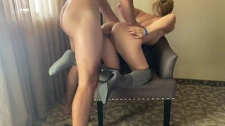 High class European model w Perfect Tits fucked me rough