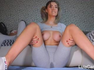 Teen Webcam Fingersatz Orgasmus