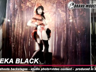 407-Backstage Photoshoot Rebeka Black