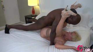 Amateur Mature Interracial