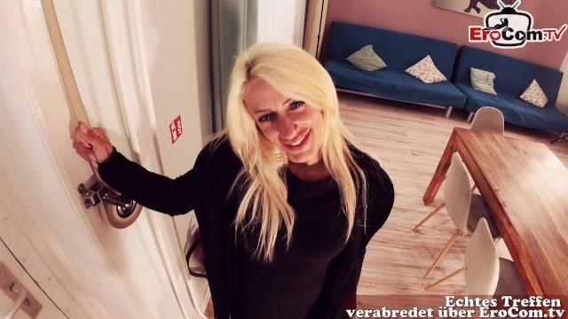 Porno deutsche nutte Blonde Escort