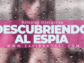 """INTERACTIVO """"DESCUBRIENDO AL ESPÍA"""" TEEN Y SU PRIMERA VEZ [AUDIO ONLY] ASMR ARGENTINA [PORN AUDIO]"""