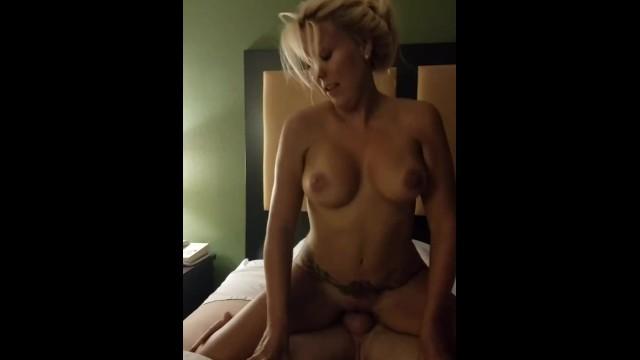 Hotwife Blonde