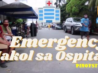 Nagsarili sa pasig city general hospital umuwi din...