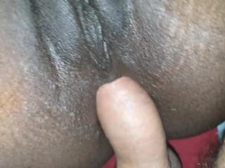 femme black me suce la bite avant que je la sodomise et lui éjacule dans la chatte