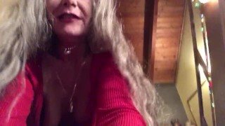 Sensual Mature Milf Gives Hot BJ & Gets Pussy Pounded-CAMPY COSPLAY!