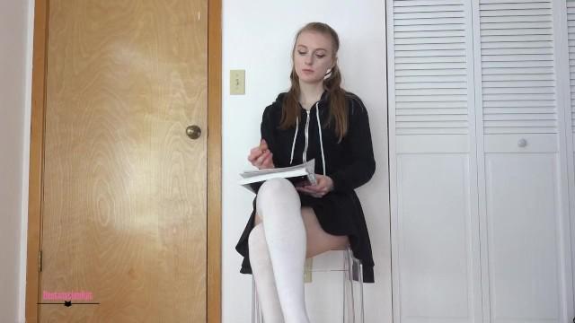 Stripping For Teacher 17