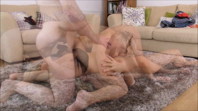 At Home With the Creampies Featuring Kelly Cummins Promo 9