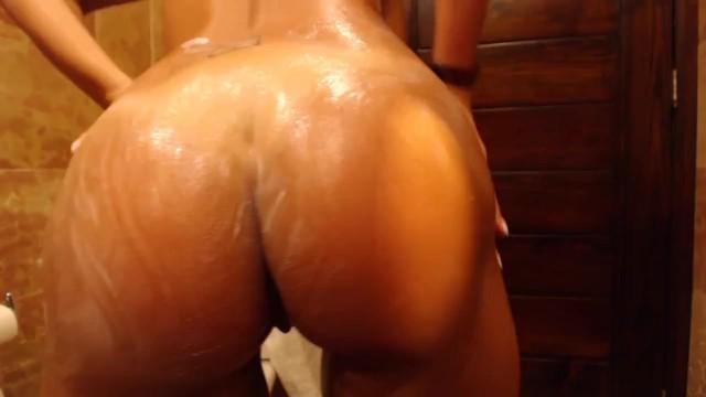 Cream and spanks 20