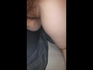 Verbal ex outrageous female orgasm squirting the bed...