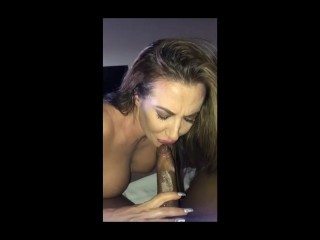 Fucking My Hot New Step Mom with Huge Tits for the First Time