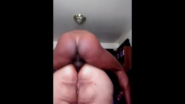 Mounted her huge ass and exploded deep inside. 4