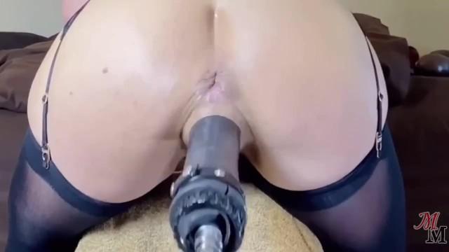 Machine Dildo Squirt