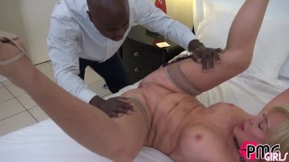 SEKA BLACK AND JAY PLAYHARD FUCK FOR THE 1ST TIME!