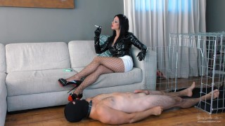 Be Careful What you Wish For Preview - Human ashtray - Young Goddess Kim