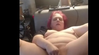 Mature Amputee Instructed Exhibitionism