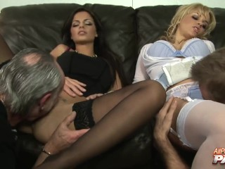 Britney and angelica licking fun 4k...