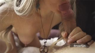 Homemade Passionate Sextape of Amateur Couple
