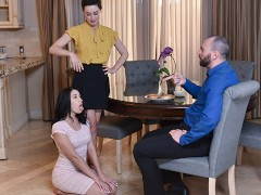 FREE USE TEEN BABYSITTER FUCKS HUSBAND IN FRONT OF WIFE