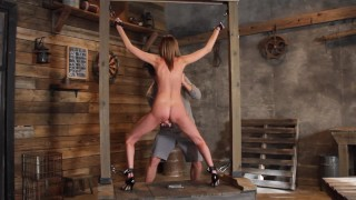 Bound To The Whipping Post