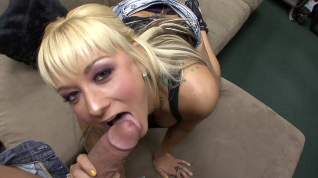 Fat Cock Hunk Nasty Rimming & Fucking With Blonde Slut 8