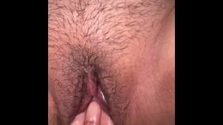 Subby pup squirting