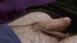 Cock in Agony - Trying to Erect With No Help