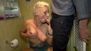 Office nerd called to the boss to give her pussy a cock
