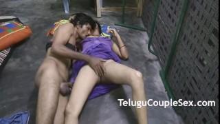 Hardcore Telugu Couple Homemade