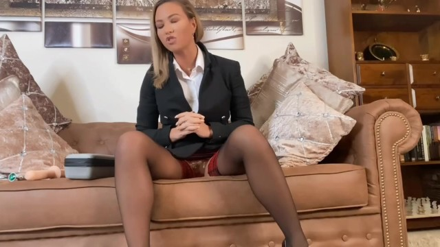 PART 1 Zoom Skype Call Adult Toy inspector demonstrator 16