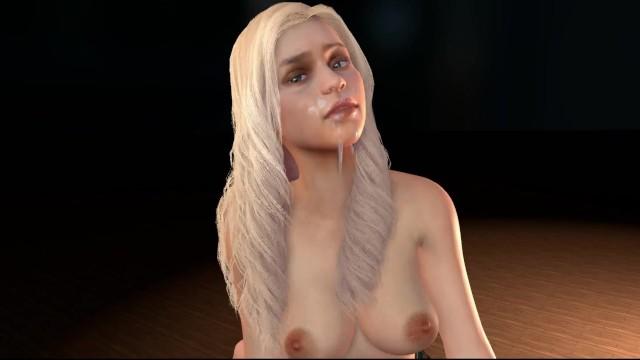 Boobs daenerys targaryen Sexiest Scenes: