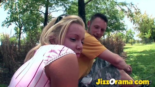 Jizzorama - PAWG BLONDE BANGED 15