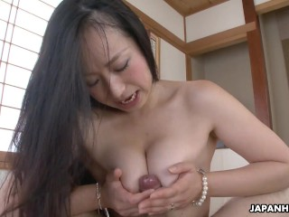 Japanese mature, Aya Shiina had casual sex, uncensored