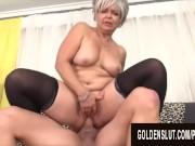 Golden Slut - Mature Babes Who Love Being on Top Compilation playboy model turned pornstar