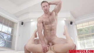 Pennsylvania Stud Mark Speare Gets Pampered By Juicy Vivian Taylor