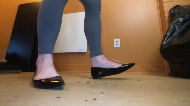Smushing Tinies In My Flats And Barefeet 2