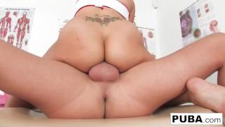 Hot Asian Nurse Jessica Bangcock Needs a Checkup!!