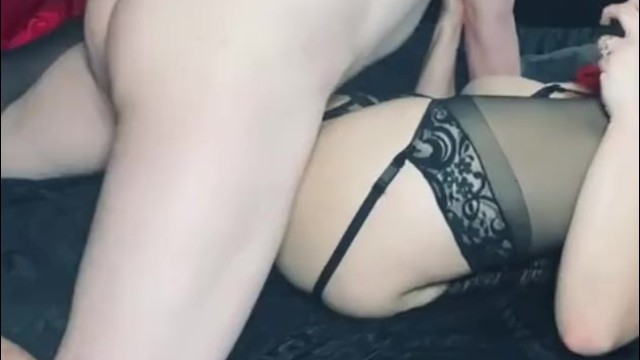 Tight redhead takes big dick-pounded pussy! 21